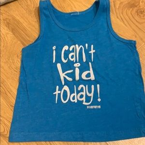 Other - Five ten 15 kid tank